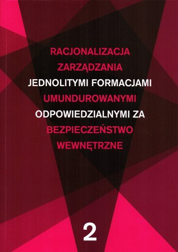Racjonalizacja zarządzania jednolitymi Tom 2
